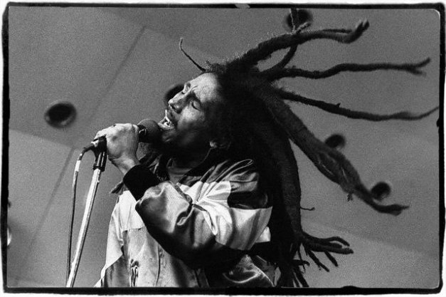 Bob Marley en Londres, by David Corio