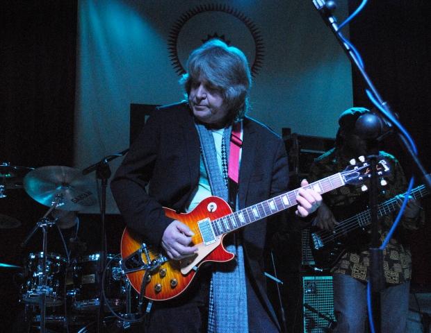 Conservando el genio: Mick Taylor y su les Paul © Javi G. Espinosa