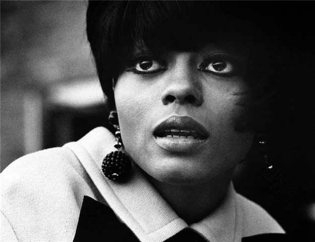 diana_ross_barrie_wentzell_melody_maker_cover_1965