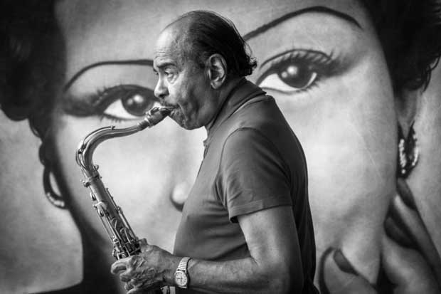 antoni_porcar_benny_golson_jazz_peniscola_awards_best_photo_2014