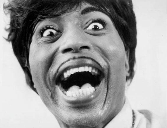 Little Richard, siempre expresivo y siempre excesivo